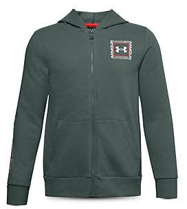 Under Armour Boys' Rival Fleece Hoodie - Big Kid