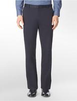 Calvin Klein Slim Fit Cotton Twill Pants