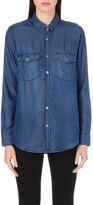 The Kooples Button-down denim shirt