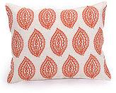 Trina Turk Catalina Paisley-Embroidered Pillow