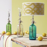 Graham and Green Soda Bottle Lamps