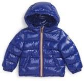 Moncler 'Aubert' Hooded Jacket (Baby Boys)