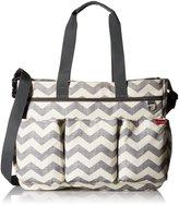 Skip Hop Duo Double Signature Diaper Bag