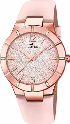 Lotus Womens Analogue Quartz Watch with Leather Strap 18610/2