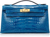 Heritage Auctions Special Collections Hermès Mykonos Shiny Alligator Kelly Pochette
