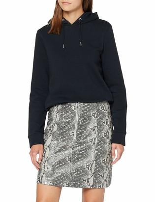 New Look Women's Snake PU Skirt