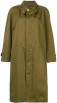 Nehera - oversized trench coat - women - Cotton/Nylon - XS