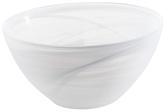 Shiraleah Polished Alabaster Round Bowl