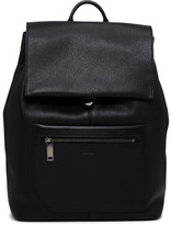 Bally Pebbled Leather Backpack