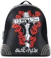 Philipp Plein Alec x Plein backpack