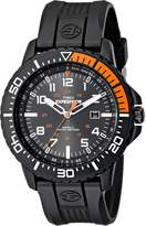 Timex Men's T49940 Expedition Uplander Resin Strap Watch