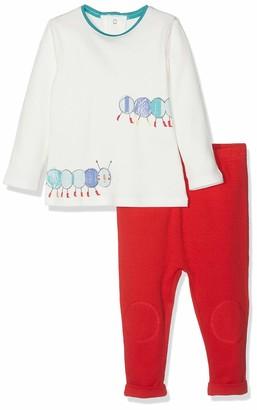 Mamas and Papas Baby Boys' 2pc Caterpillar Tee Set Clothing