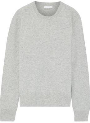 Vince Melange Cashmere Sweater