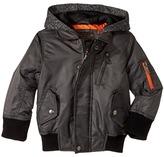 Urban Republic Kids - Hooded Flight Jacket Boy's Coat
