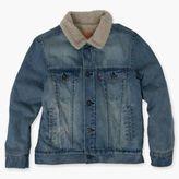 Levi's Toddler Boys (2T-4T) Sherpa Trucker Jacket