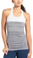 Athleta Stripe Fastest Track Tank