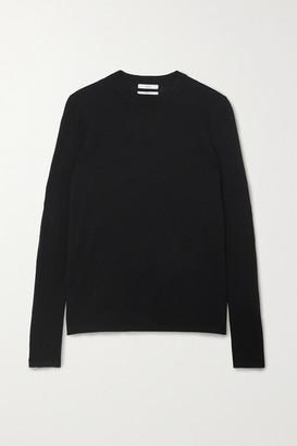 Co Cashmere Top - Black