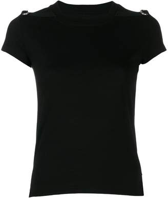 Rick Owens buckle T-shirt