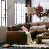 west elm Overarching Floor Lamp- Antique Brass