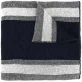 Hackett striped scarf