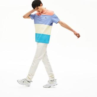 Lacoste Men's Slim-Fit Colored Jeans