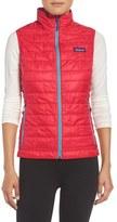 Patagonia Women's 'Nano Puff' Insulated Vest
