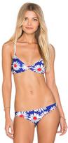 Wildfox Couture Daisy Bikini Top
