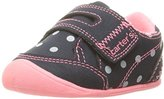 Carter's Every Step Stage 1 Girl's and Boy's Crawling Shoe, Taylor