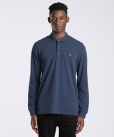 Marshall Artist Long Sleeve Polo Shirt