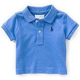 Ralph Lauren Baby Boys 9-24 Months Interlock Polo Shirt