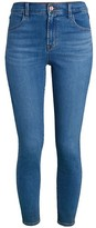 Thumbnail for your product : J Brand Alana High-Rise Crop Skinny Jeans
