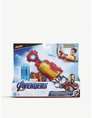 Selfridges Iron Man Nerf Blast Repulsor Gauntlet