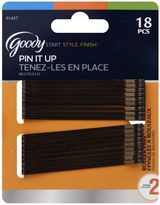 Goody 18-Count Large Bobby Pins in Brown