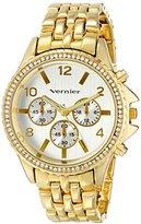 Vernier Women's VNR11158YG Analog Display Japanese Quartz Gold Watch