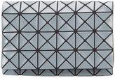 Bao Bao Issey Miyake geometric pattern foldover wallet - men - Leather/Polyurethane - One Size
