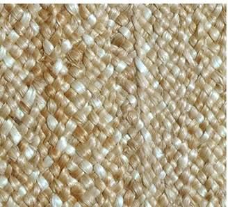 Pottery Barn Fibreworks®; Custom Braided Jute Rug - Natural