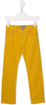 Bonpoint Straight Corduroy Pants