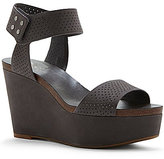 Vince Camuto Valamie Perforated Wedge Sandals