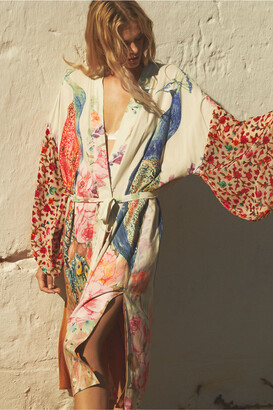 Aratta Bird Kimono