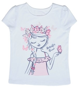 Epic Threads Toddler Girls Graphic Tee