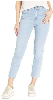 Levi's(r) Womens 724 High-Rise Straight Crop (Perfect Mistake) Women's Jeans
