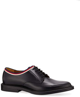 Gucci Men's Beyond Leather Lace-Up Shoes
