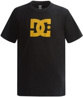 DC Logo T-Shirt - Short Sleeve (For Big Boys)