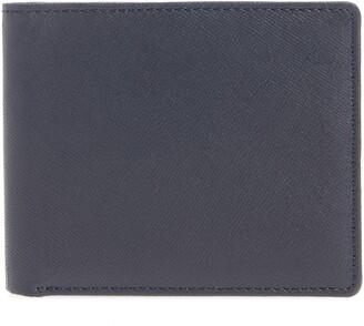 Nordstrom Saffiano Leather Slim Billfold Wallet