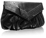 ASOS Oversized Snake Soft Clutch