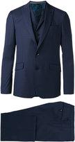 Etro three-piece formal suit - men - Silk/Polyester/Acetate/Wool - 48