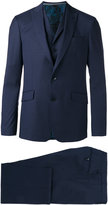 Etro three-piece formal suit - men - Silk/Polyester/Acetate/Wool - 50