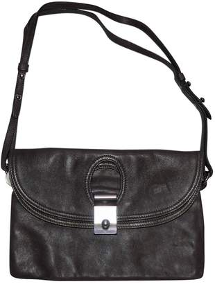Marc Jacobs Grey Leather Handbags