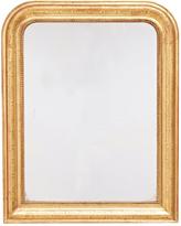 Rejuvenation Arched Mirror w/ Greek Key Motif