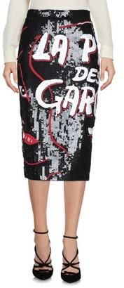 Olympia Le-Tan 3/4 length skirt